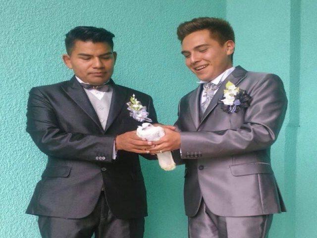 El amor manda: La historia de Jhonatan y Alberto