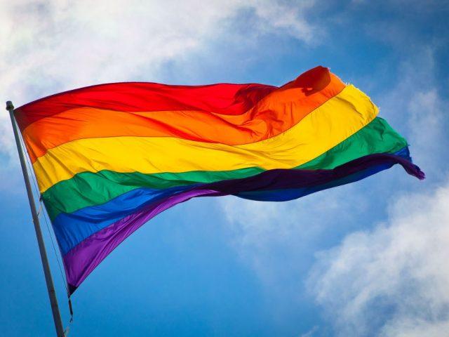 Origen de la bandera gay.