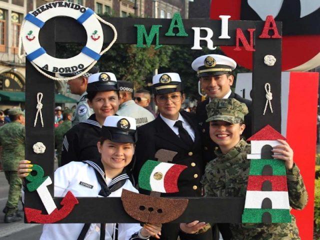 Ha celebrado la Marina 21 matrimonios igualitarios