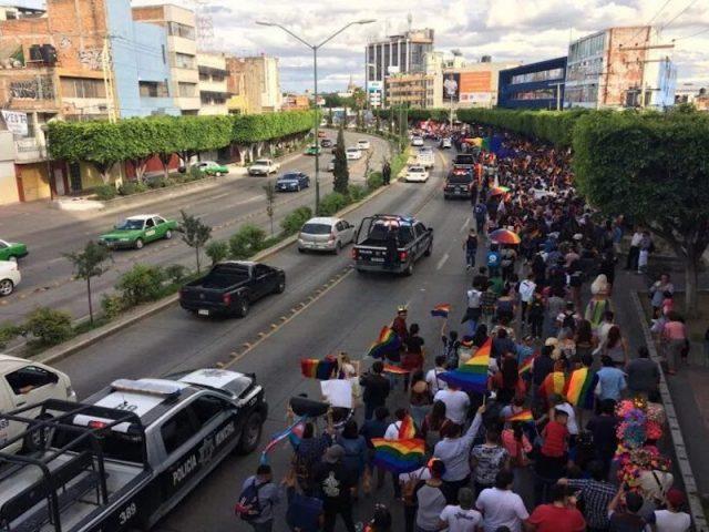 Alistan cierres viales y dispositivos de seguridad para marcha LGBTTTI, en León