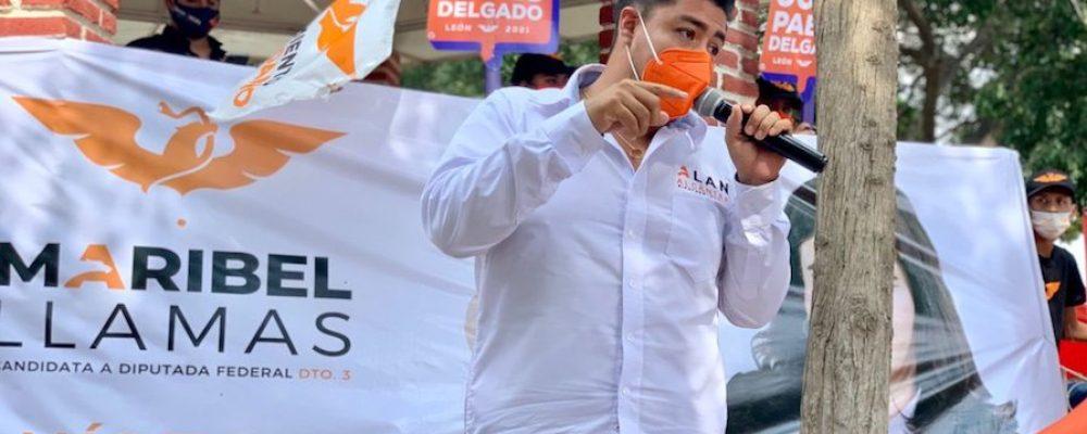 Con pintura roja sobre una fotografía de su rostro, un candidato homosexual fue amenazado en Guanajuato