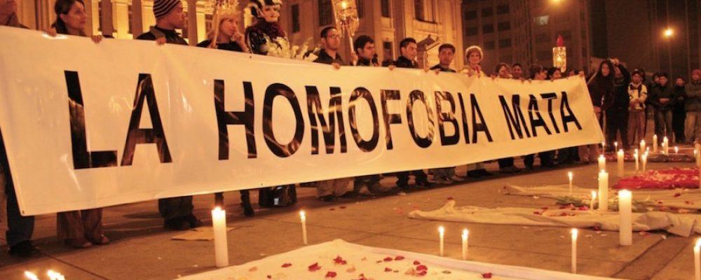 México, segundo lugar en crímenes por homofobia
