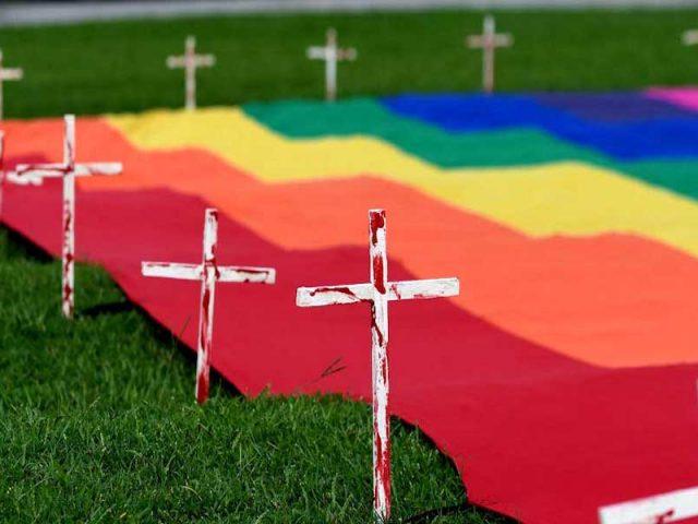 Sí. En Guanajuato hay crímenes de odio contra la comunidad LGBTTTIQ+