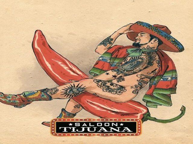 Saloon Tijuana