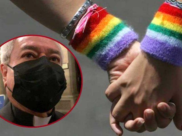 Matrimonios LGBT en Guanajuato, no es tema de discusión para la iglesia: Arzobispo